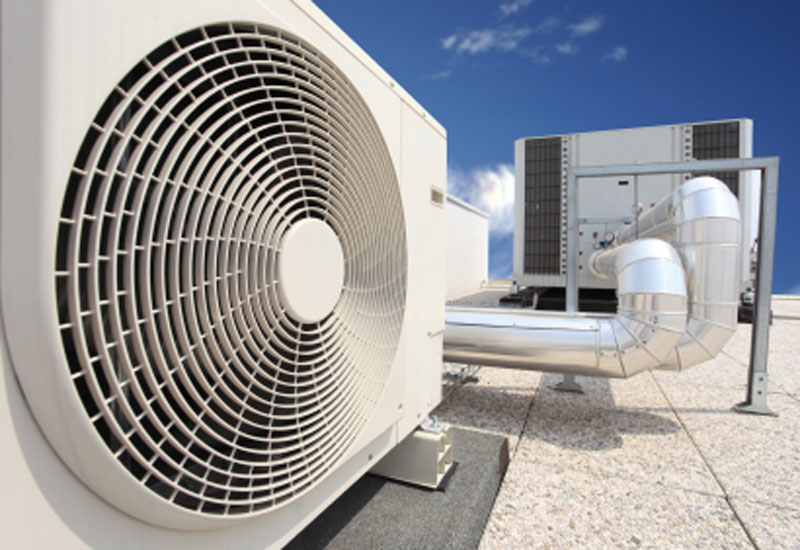 Air-con inspections are vital to monitor energy efficiency.