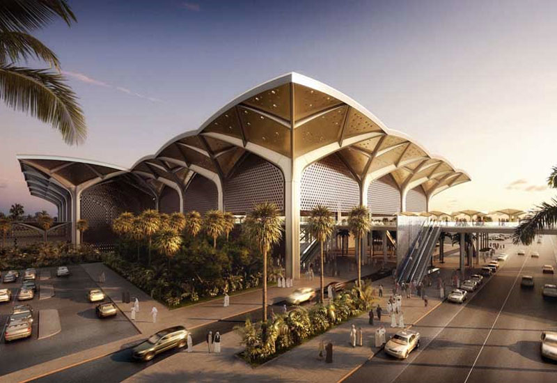 The Haramain stations have been designed by a Foster + Partners and Buro Happold JV, with local architect Dar Al Riyadh.