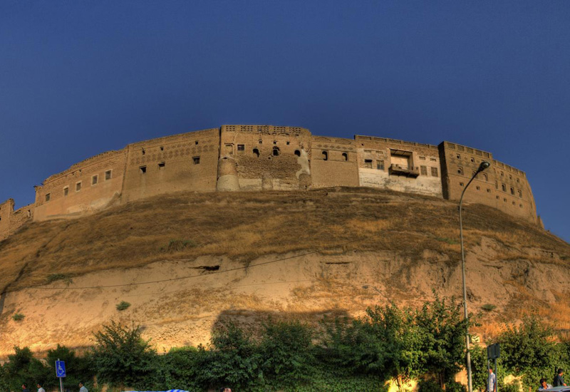 Erbil with its dramatic citadel and picturesque mountain scenery has significant tourist potential.
