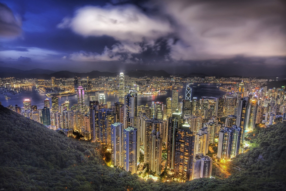 China will very soon the US even excluding developments on Hong Kong and Macau.