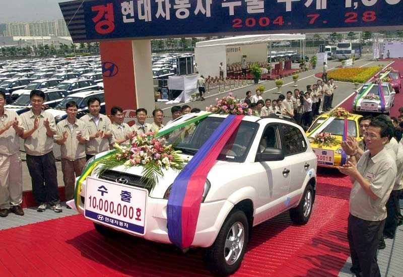 Hyundai's growth in developing nations is strong. Photo: Hyundai press office.