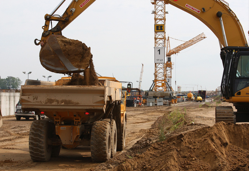 More than $1bn-worth of GCC construction contracts were announced in January 2019.