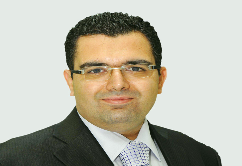 Mohamad Rabih Itani, Vice President, Marketing, Injaz Development Co