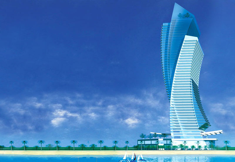 Jawharah Tower in Jeddah, one of DSI's latest projects in Saudi Arabia.