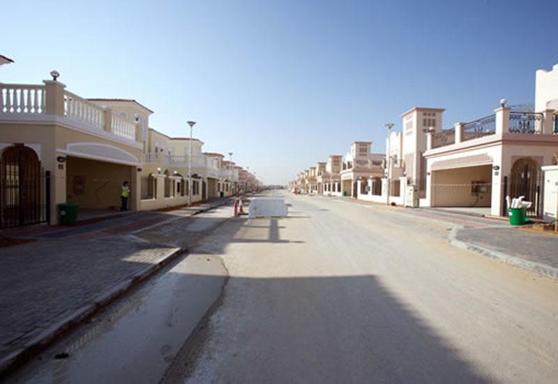 Jumeirah Village. Pic: Nakheel.