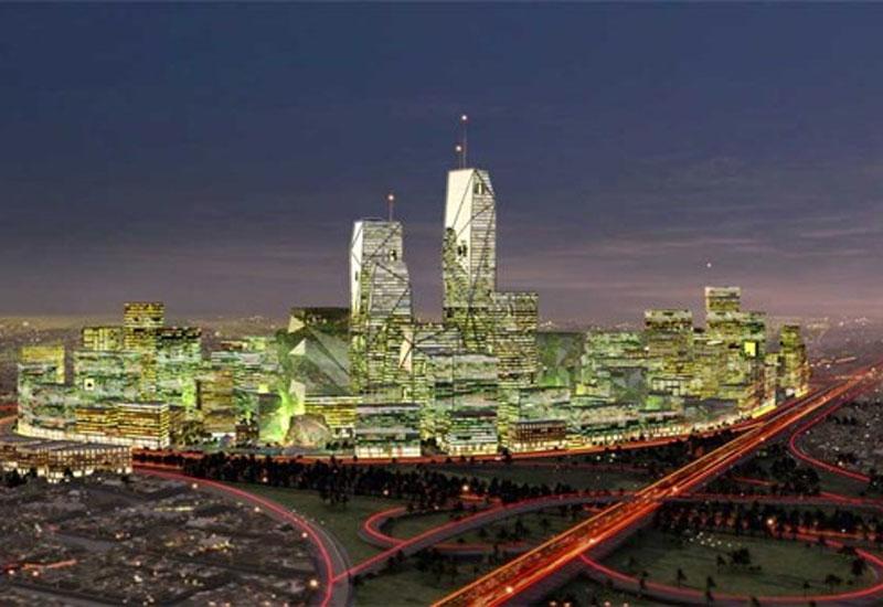 The King Abdullah Financial District in Riyadh, Saudi Arabia is promoting renewable energy.
