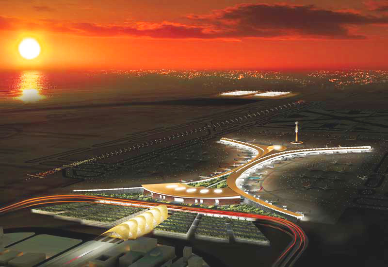 King Abdul Aziz International Airport is being expanded at a total estimated cost of $7.2bn.