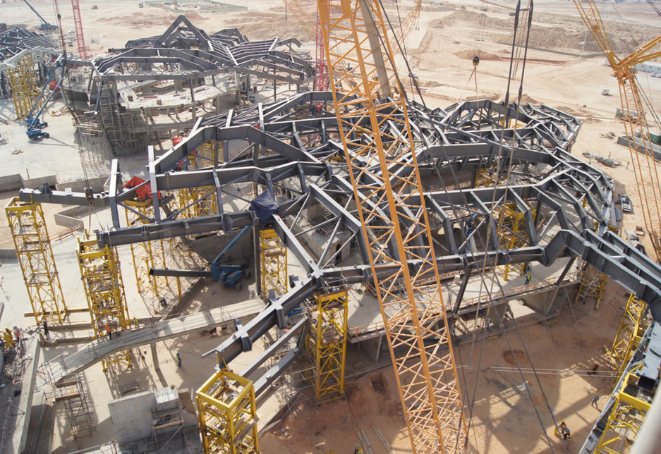 SNC-Lavalin will operate and maintain the King Abdullah Petroleum Studies and Research Center from the moment of completion later this year.