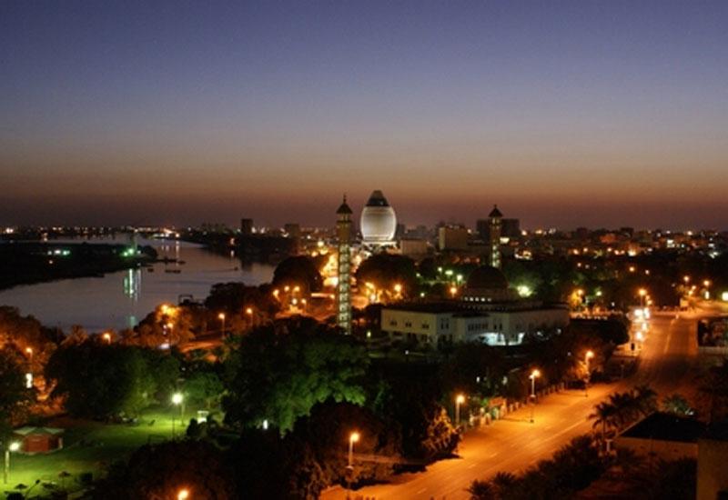 Khartoum in Sudan.