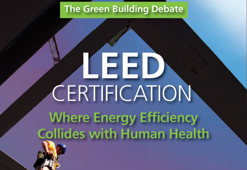 LEED will have a major impact on the GCC's approach to sustainability. Picture: Supplied
