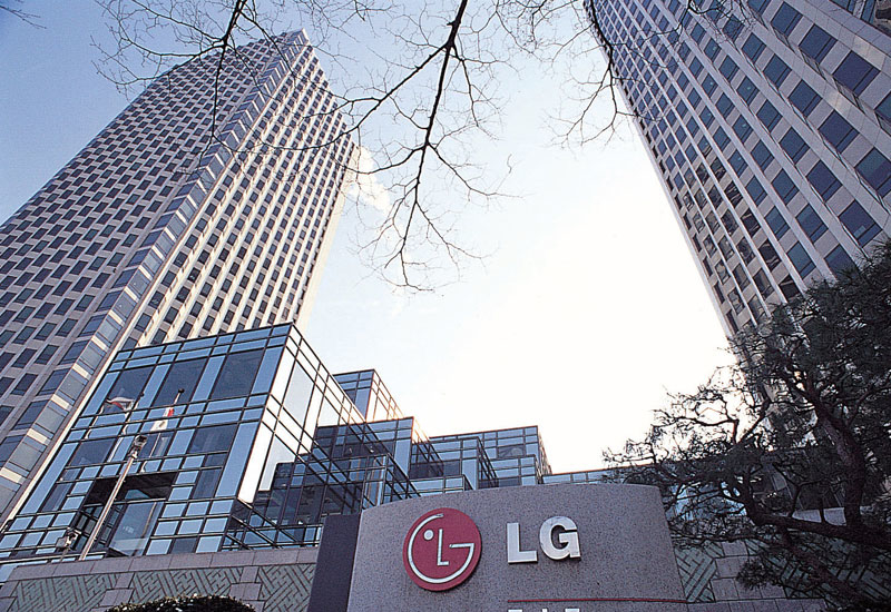 The global water crisis is here to stay, states LG Electronics.