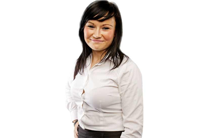 Lana McGhee from Randstad MENA
