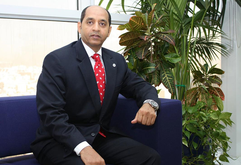 Magdy Mekky, Johnson Controls VP and MD for the Middle East.