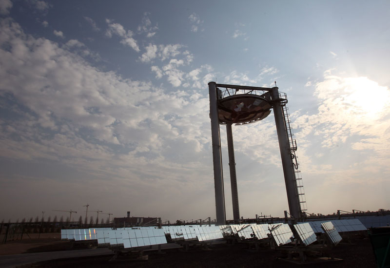 The UAE is striving to lead the way on green builds