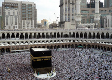 The projets are designed to address the overcrowding problems which Makkah experiences during The Hajj.