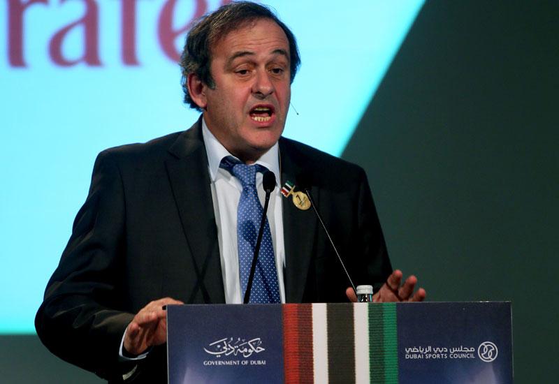 UEFA head Michel Platini says other emirates