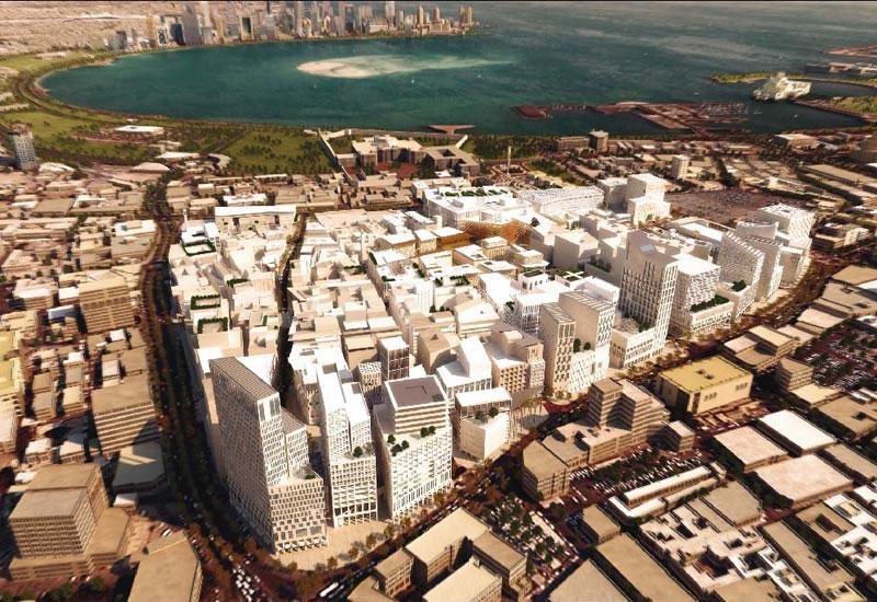 Dohaland's Musheireb project.