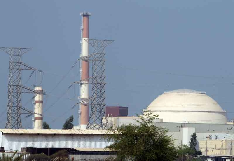 Egypt's nuclear power plant programme has been delayed.