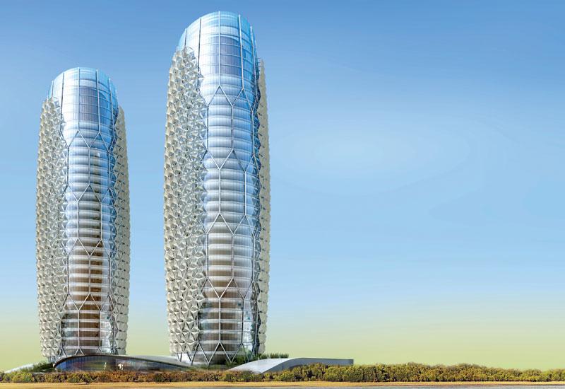Abu Dhabi Investment Council HQ.
