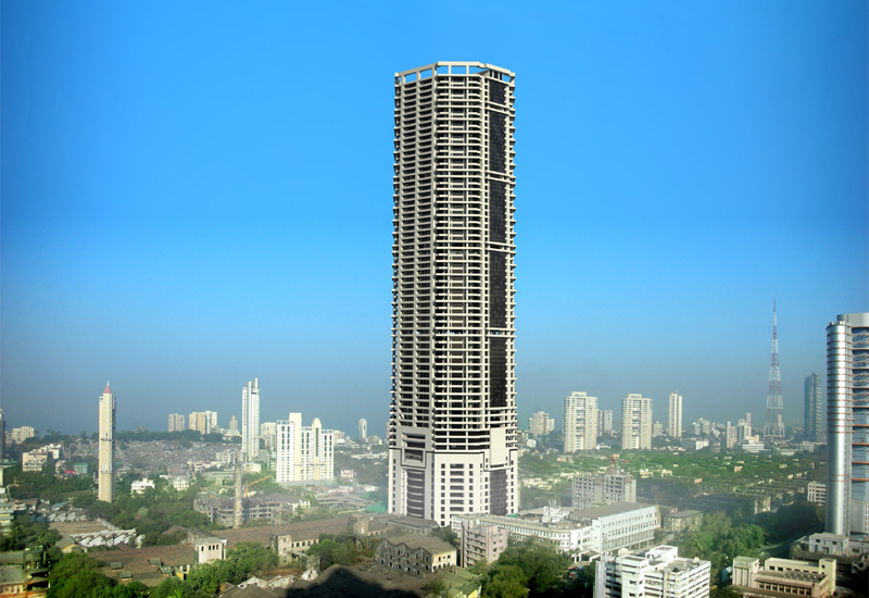 Palais Royale is India's first LEED platinum tower.