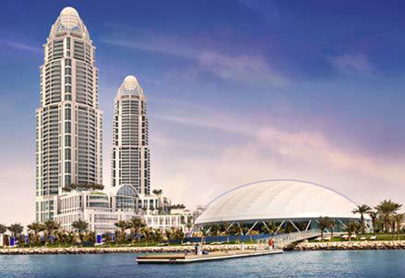 Arabian MEP Contracting will execute the full MEP project on Pearl Gateway's Tower No.1