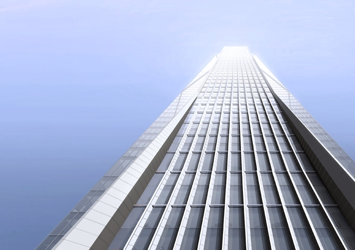 Ping An International Financial Centre (Image: Kohn Pederson Fox)