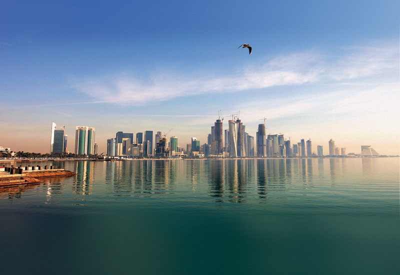 Qatar's natural resources provide fertile ground for designers.