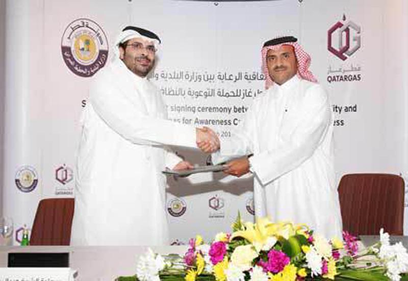 The agreement was signed by His Excellency Sheikh Adbul Rahman Bin Khalifa Al Thani, Minister for Municipality and Urban Planning and Khalid Bin Khali