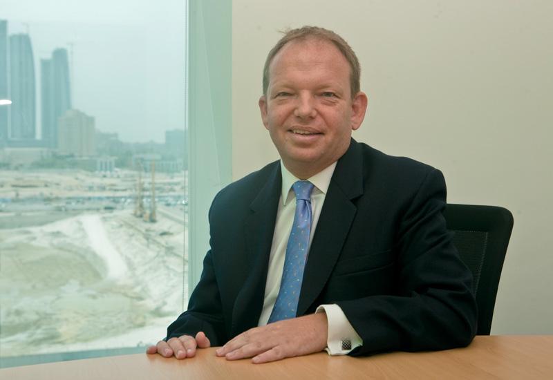 EC Harris' reigonal leader, John Williams.