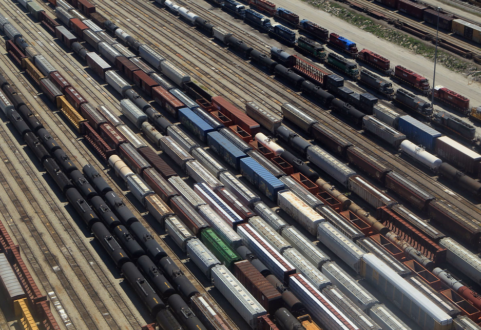 Intermodal freight facilities are a crucial piece of infrastructure for transferring goods between road, rail and maritime transport systems.