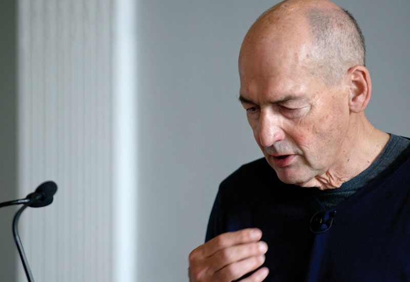 Dutch architect Rem Koolhaas has also designed the Qatar National Library in Doha.