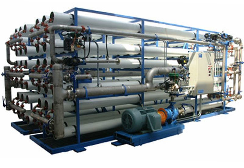 The GCC is a global leader in reverse osmosis technology