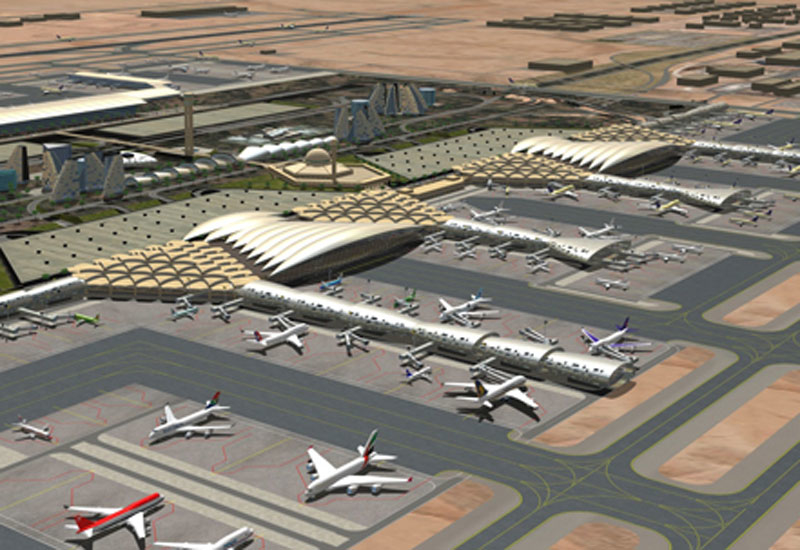 NEWS, Projects, General Authority for Civil Aviation, King Khaled International Airport