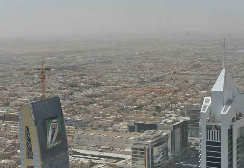 Riyadh and other Saudi cities have magnetised international consultancies with the high construction spending.