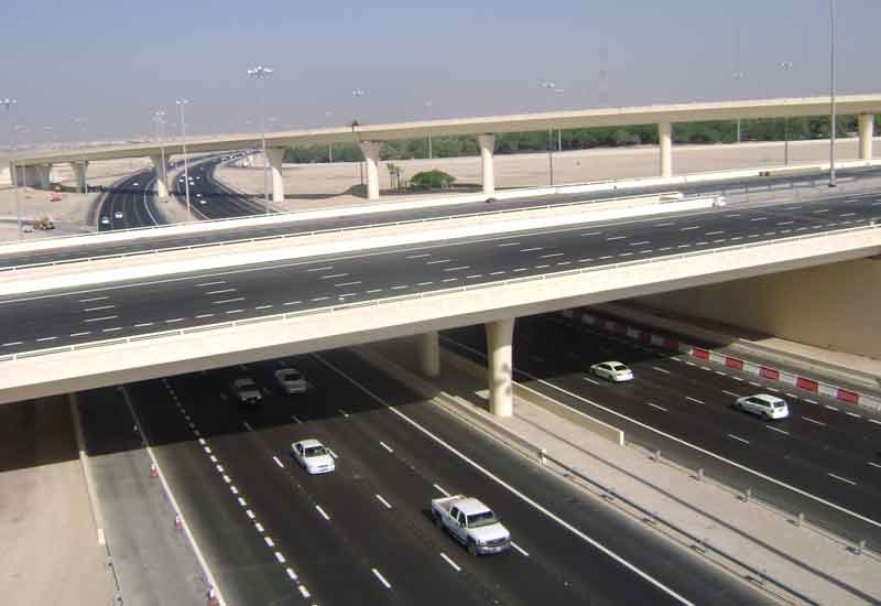 The two projects combined will see 36km of new road built