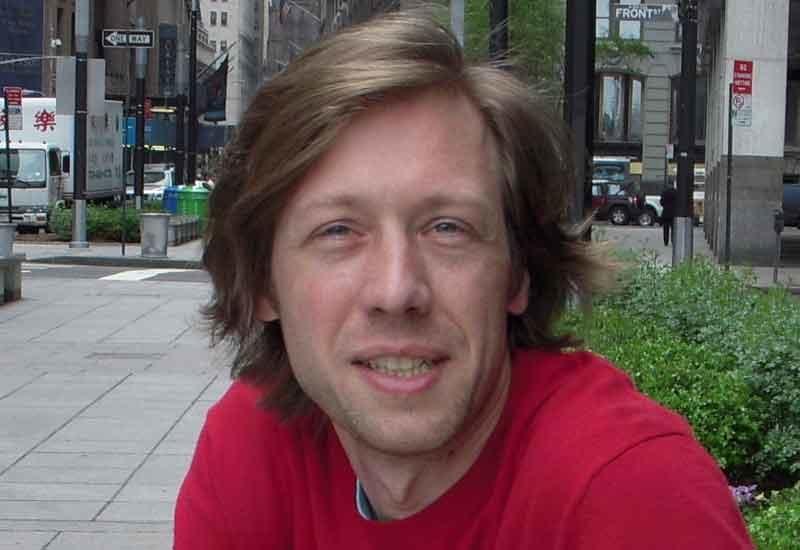 Rogier van der Heide, chief design officer of Philips Lighting.