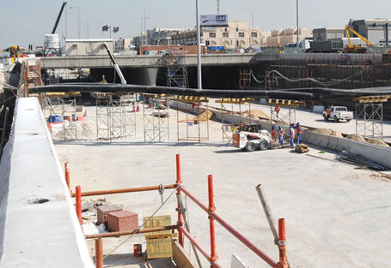 Three more underpasses on Salwa Road in Doha are expected to be formally opened to traffic soon.