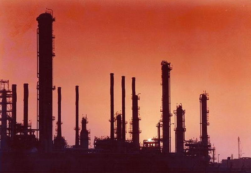 Saudi Aramco Mobil Refinery Company Clean Fuels Project in western Saudi Arabia.