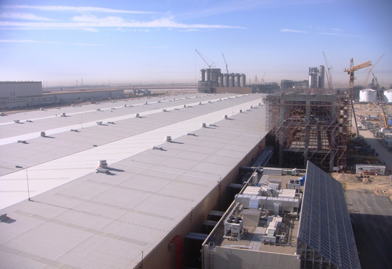 The project will generate 300 jobs, with the start of the production unit scheduled for mid 2013.