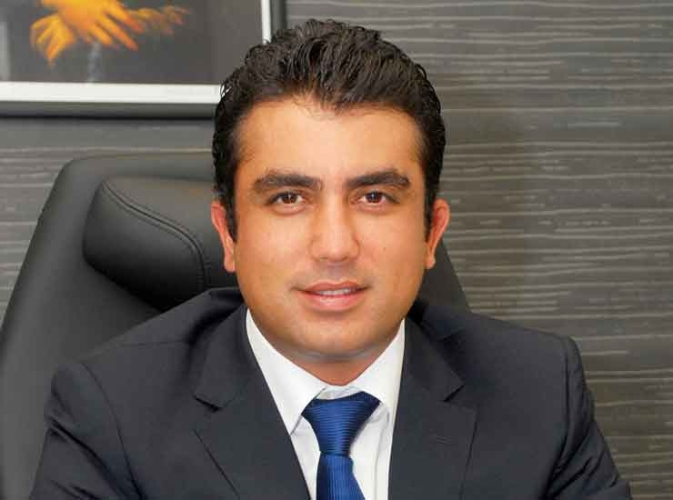 Shahriar Khodjasteh, group marketing director, Al Aqili Furnishings.