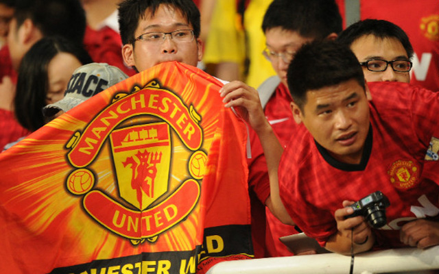 China's Chinese fans overwhelmed the team in Shanghai last August.