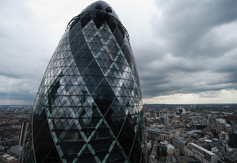 30 St Mary's Axe.