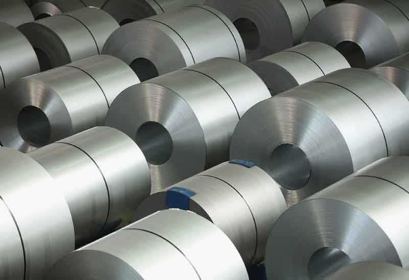 The company is capitalising on demand for steel and air conditioners.
