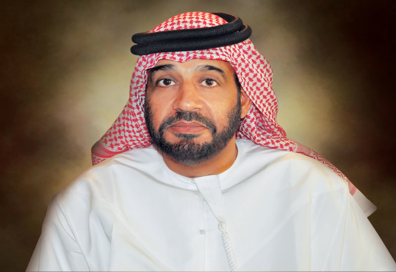 HE Engineer Suhail Mubarak Athaeeth Al Ameri, Emirates Steel chairman and CEO of General Holding Corporation