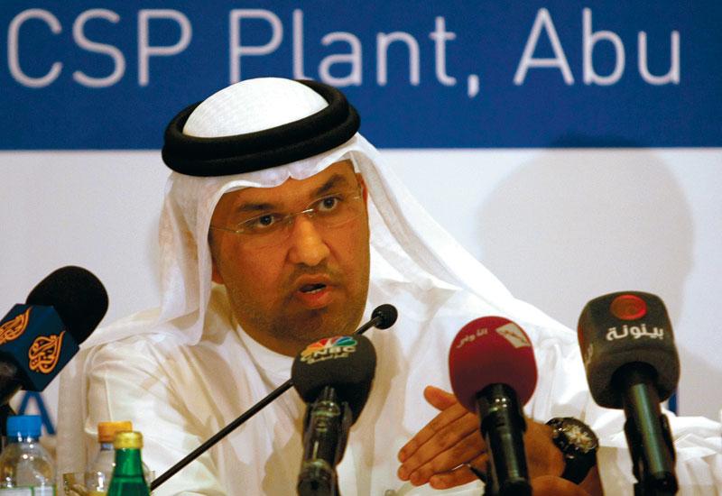 Sultan Al Jaber CEO , Masdar