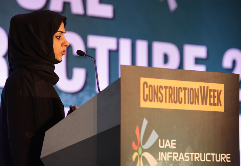 Eng Tahani Yousuf, director of urban planning, UAE Ministry of Public Works