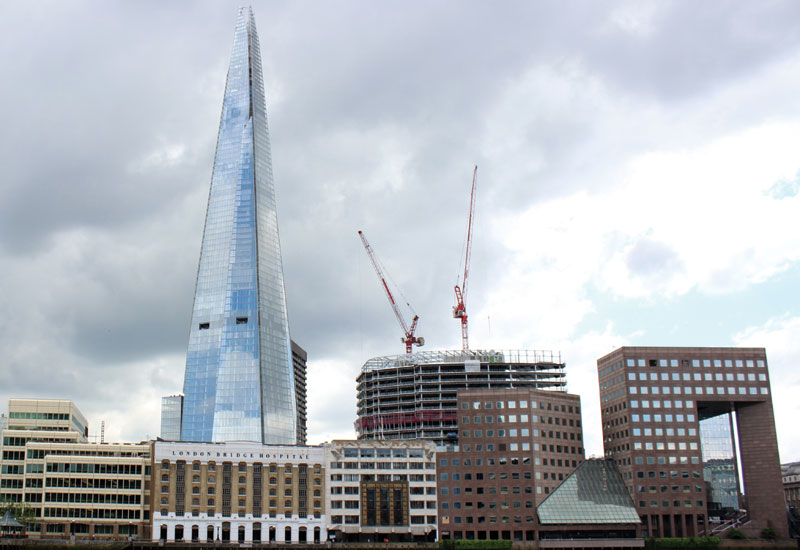 The new scheme would be the latest Qatari-backed high-profile development in London, following The Shard.