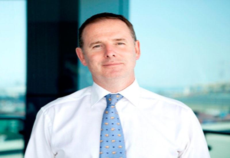 Tony Douglas, CEO of Abu Dhabi Airports Company ADAC.