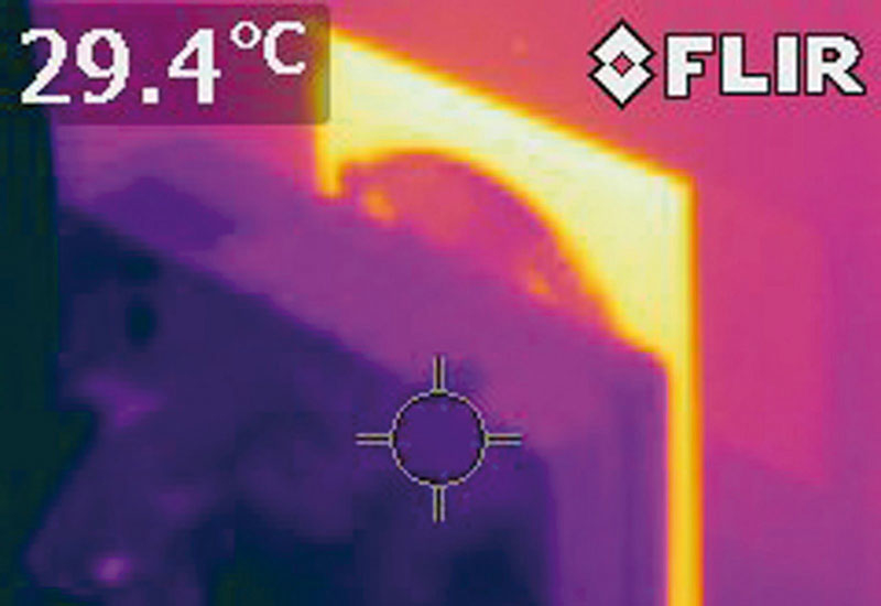 Thermal imaging hones in on quality hot spots.