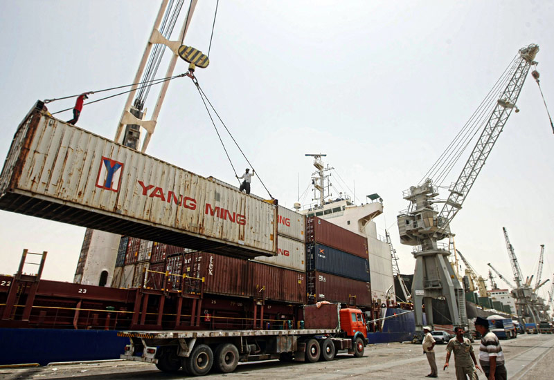 Iraq's current main port is Basra's Umm Qasr. Photo: Getty.